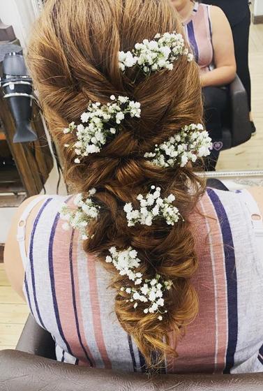 Mack Hair Rugby - Wedding hair styles #4
